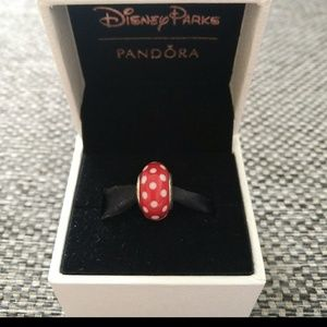 Pandora Disney Minnie Mouse Bead Charm